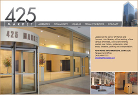 425 Market Street website